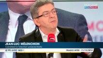 Jean-Luc Mélenchon appelle le Parti socialiste à soutenir sa candidature