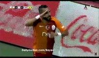 Yasin Oztekin Goal HD - Galatasaray 1-0 Gaziantepspor - 11.12.2016