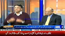 Asad Umar Replying On Its Easy For Me to Say That We Should Not Take Loans From IMF What If It Would Be Asad Umar Instead of IshaQ Dar