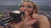 Chris Jericho, Stephanie McMahon, Triple H, and Kurt Angle Segment - 2-25-2002 Raw