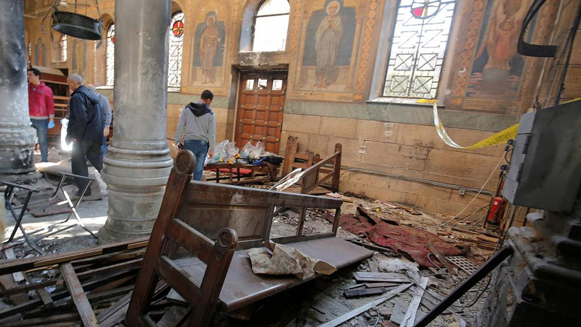 В Египте объявлен 3-дневный траур