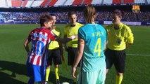 [HIGHLIGHTS] FUTBOL FEM (Lliga): At. Madrid - FC Barcelona (2-1)