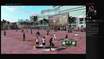 NBA 2K16 Breaking ankles with friends