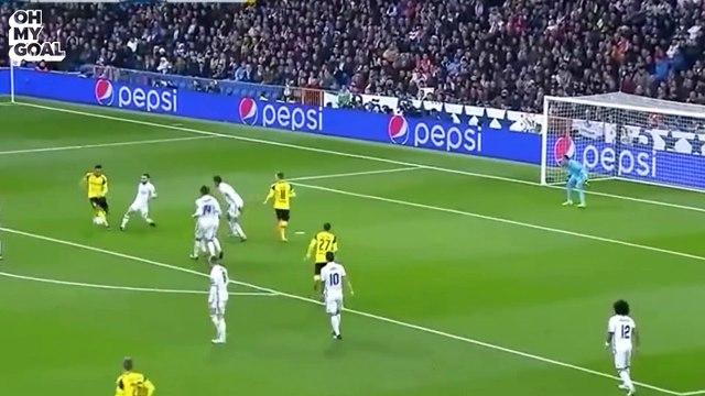 La roulette ridicule de Cristiano Ronaldo face a