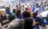 River Plate vs Boca Juniors - Superclasico - Boca Juniors Fans Chant  11-12-2016