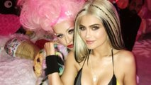 Kylie Jenner Rocks Christina Aguilera Costume Again to Hang With Xtina Herself!