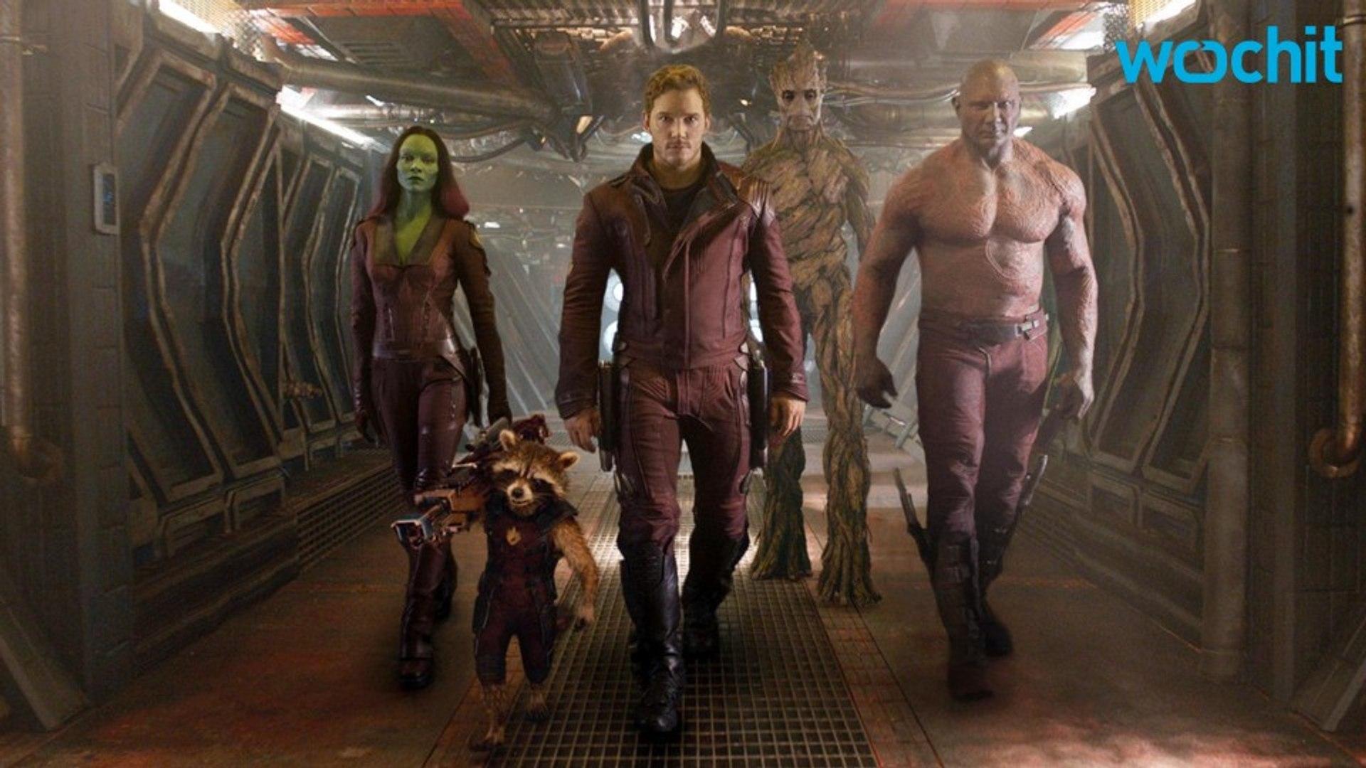 James Gunn Talks Baby Groot