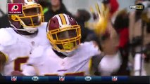 Best and worst moments from the Redskins' 27-22 win over the Eagles