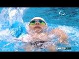 Swimming | Men's 100m Backstroke S2 heat 1 | Rio 2016 Paralympic Games