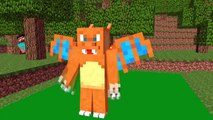 MINECRAFT VS POKEMON! - Minecraft Pokemon GO Realistic Animations