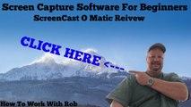 Screencast O Matic Review