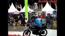 Incidents tragiques vous ont défié Freestyle motocross extreme