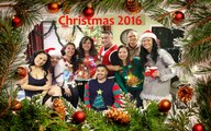 Christmas Party with Friends (Ugly Sweater) 12/10/16