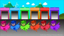 Amaya PJ Masks Colors For Children To Learn - Amaya from PJ Masks Learning Colours for Kids