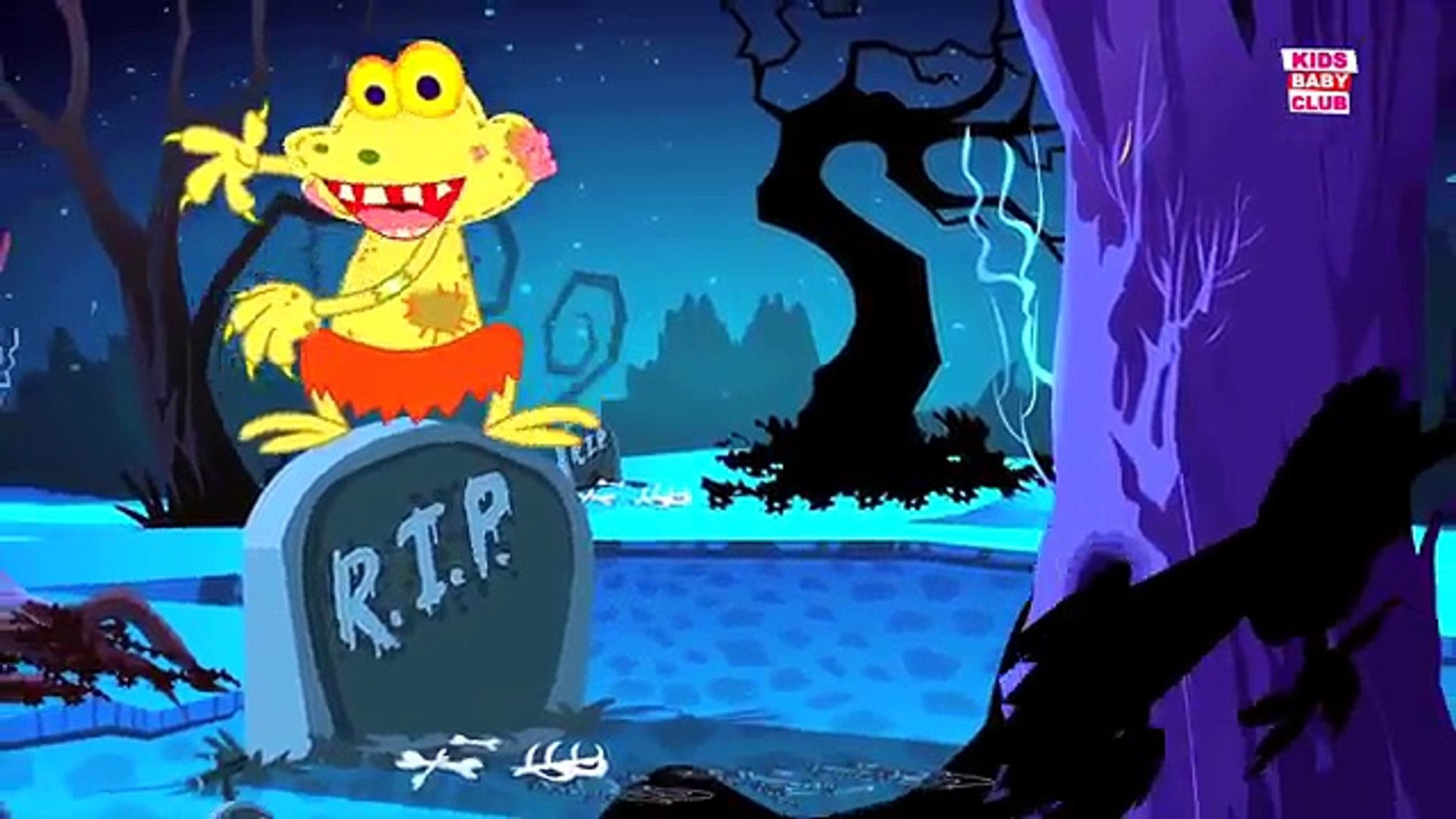 Ben the train and the Jack O Lantern | kids nursery rhymes | Halloween special for children
