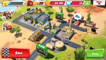 Lightning McQueen & Chick Hicks Win Piston Cup - Cars: Fast as Lightning | Kids Cars Racing Games