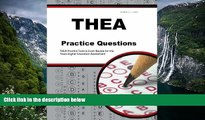 Buy THEA Exam Secrets Test Prep Team THEA Practice Questions: THEA Practice Tests   Exam Review