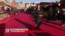 Arras au JT de 13h de France 2 le 08 décembre 2016 : Le marché de Noël d'Arras