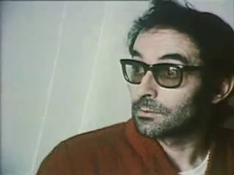 Jean-Luc Godard - Interview - 1972