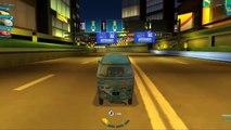 CARS 2 - Mega course avec Flash McQueen et ses amis dans le jeu tiré du film CARS 2