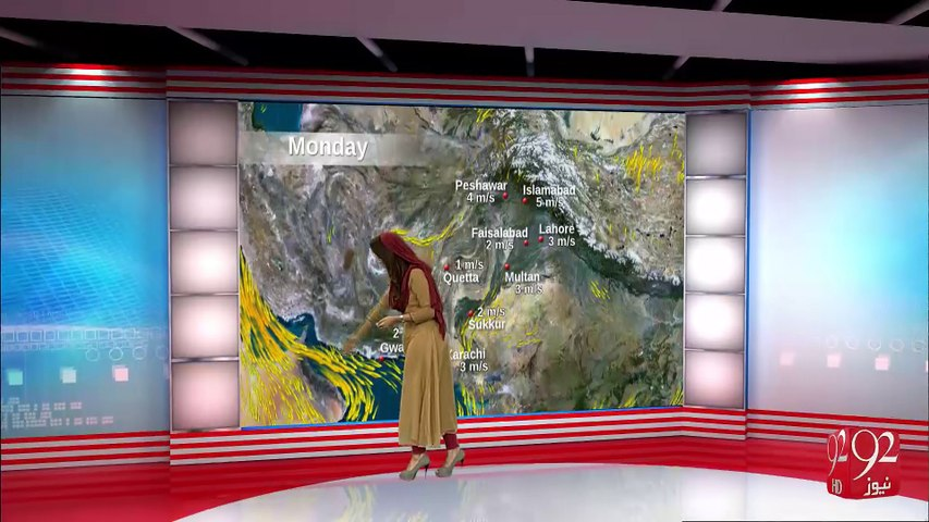 Weather Today - 12-12-2016 - 92NewsHD