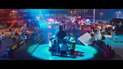 The LEGO Batman Movie – Extended TV Spot (2017)