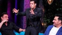 Salman Khan, Sohail Khan, Arbaaz Khan on Koffee With Karan Season 5 Episode 6  BEST MOMENTS