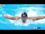 Swimming | Men's 100m Butterfly S13 heat 3 | Rio 2016 Paralympic Games
