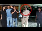 SHOCKING: Police Raids Salman Khan's House Party! Find Out Why !