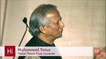 Muhammad Yunus: Microfinance vs. Conventional Banking
