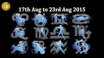 Astrology & Predictions - 17th Aug to 23rd Aug 2015 by Astrologer Shweta