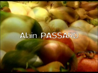 Alain Passard - Les chefs cuisiniers