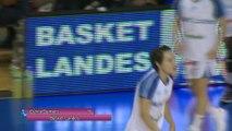 LFB 16/17 - J10 : Basket Landes - Bourges