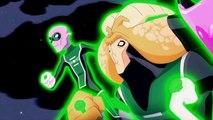 Green Lantern: Emerald Knights Trailer