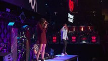 Justin Bieber, Ellie Goulding and Niall Horan perform in NYC