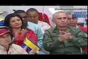 """Maduro: """"Primero nos vamos con un fusil a las calles. Estamos dispuestos a todo"""""""