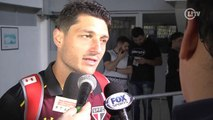 Denis diz que vai brigar por titularidade em 2017 e confia em Ceni como treinador