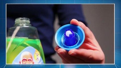 Mr. Propre -- Gel Liquide -- Stop au gaspillage grâce au bouchon auto-doseur