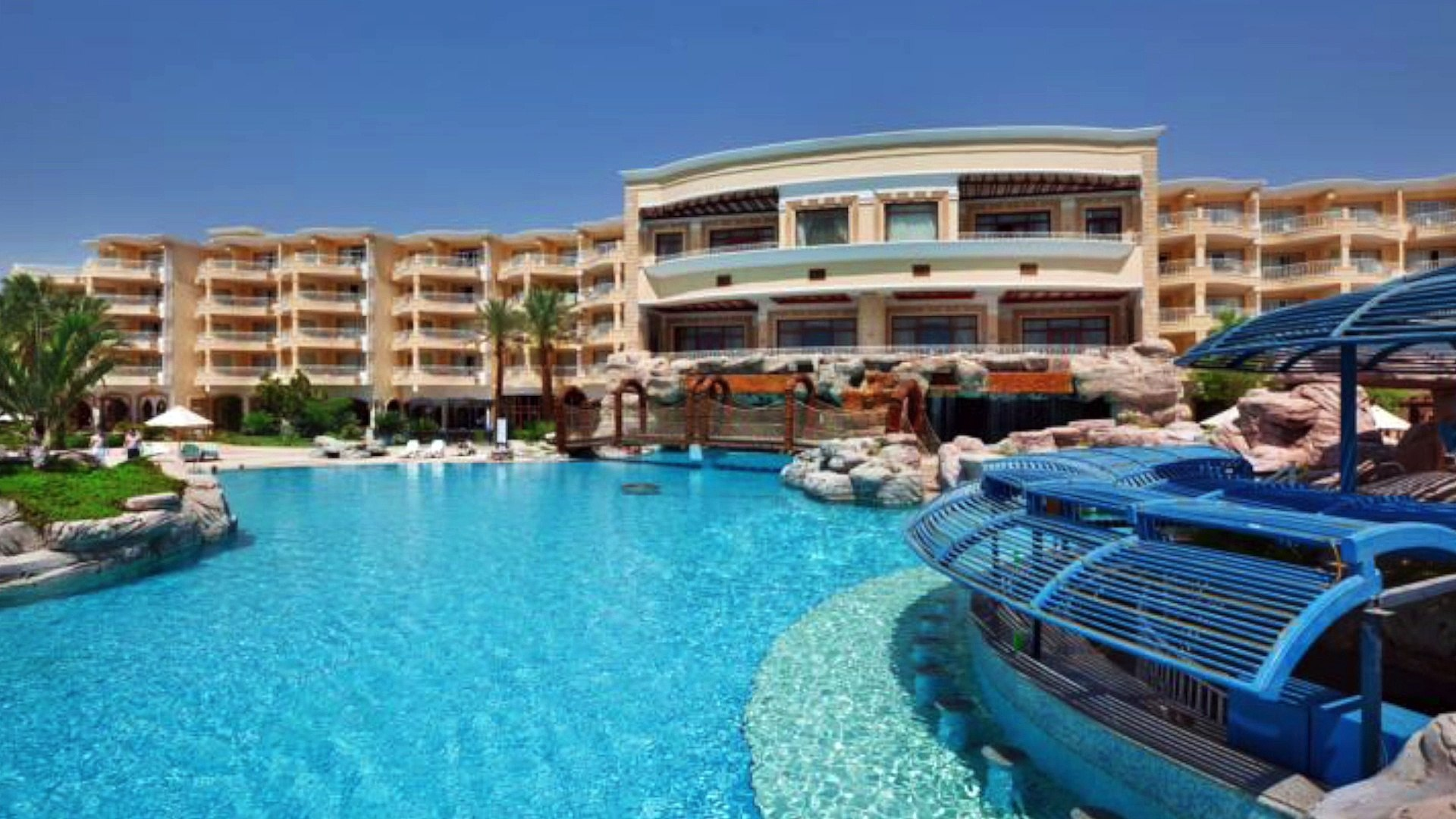 Египет отель Palm Royal Soma Bay 5*