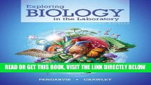 [READ] EBOOK Exploring Biology in the Laboratory second edition BEST COLLECTION