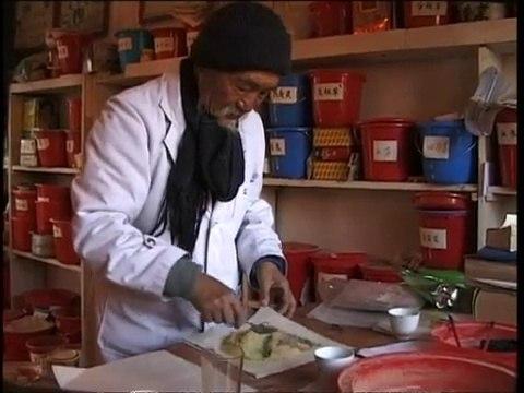 Chine - La médecine chinoise - Carnets de Chine