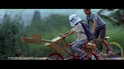 Este es el video más conmovedor de 'Star Wars'