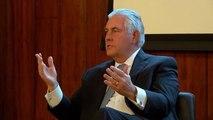 Trump chooses oil executive Rex Tillerson as secretary of state