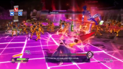 Fate/Extella : The Umbral Star : Fate EXTELLA  The Umbral Star - Trailer d'annonce
