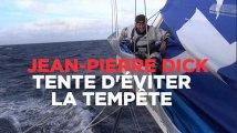 """Jean-Pierre Dick sur le Vendée Globe : """"Je vais essayer d'éviter les grands vents"""""""