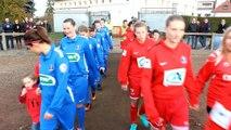 Péronne: les footballeuses qualifiées pour les 32e de finale
