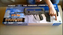 Review Famas - Lilifolies Airsoft