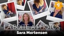 Sara Mortensen (Chefs, Plus belle la vie) imite Thibaud Vaneck (La boîte à photos)