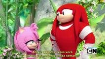 "Sonic Boom 13° Episódio Legendado (PT BR) ""Knuckles, o Azarado (BR)"