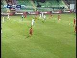 Ξάνθη-ΑΕΛ 1-0 2016-17 Τα χέρια που ζήτησε η ΑΕΛ στην αρχή του παιχνιδιού